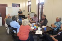 First meeting on forming a Landcare Group