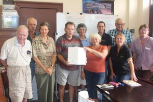 Inaugral meeting of Clarence Native Bees Landcare